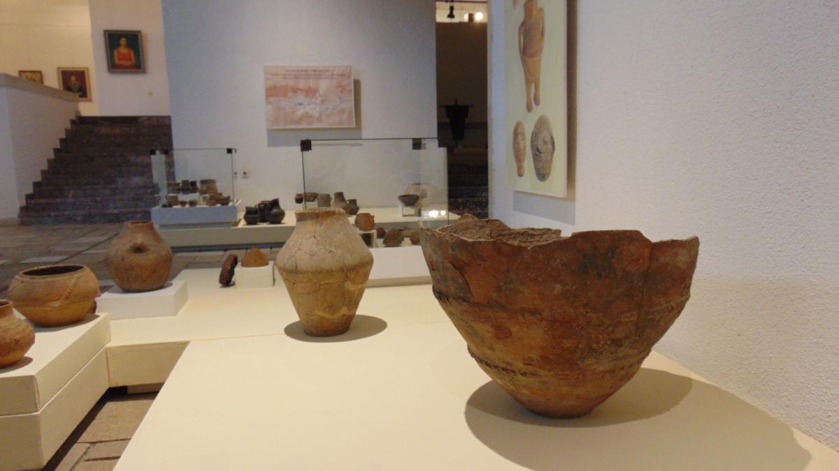 исторически музей казанлък