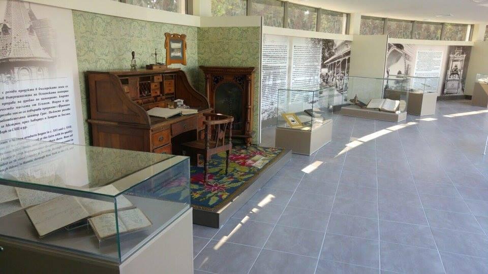 музей на розата експозиция