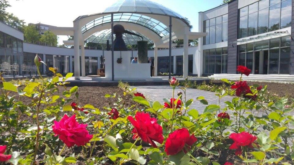 роза музей