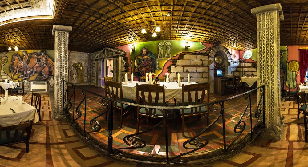 complex lazur veranda restaurant